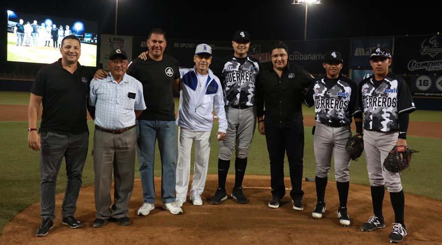 Guerreros de Oaxaca anunció la contratación del lanzador dominicano Luis Santos