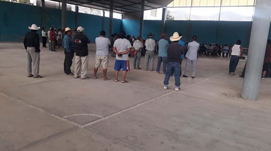 Buscan solucionar conflicto en San Jorge Nuchita | El Imparcial de Oaxaca