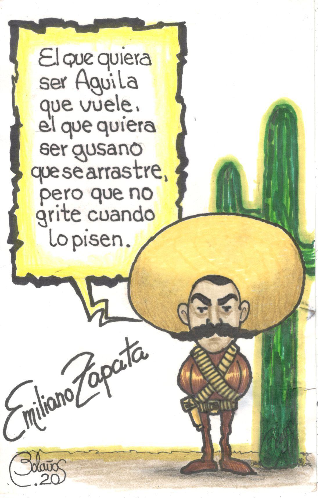 Zapata | El Imparcial de Oaxaca