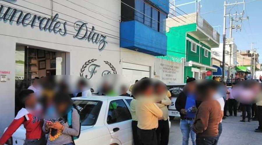 En Huajuapan hallan muerto a un taxista | El Imparcial de Oaxaca