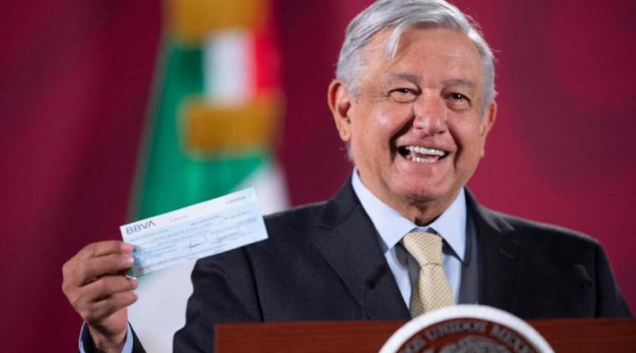Entrega FGR 2 mmdp al Instituto para Devolverle al Pueblo lo Robado | El Imparcial de Oaxaca