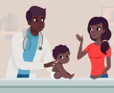 """El calentamiento y la mala alimentación, una """"amenaza inmediata"""" para la salud infantil"""