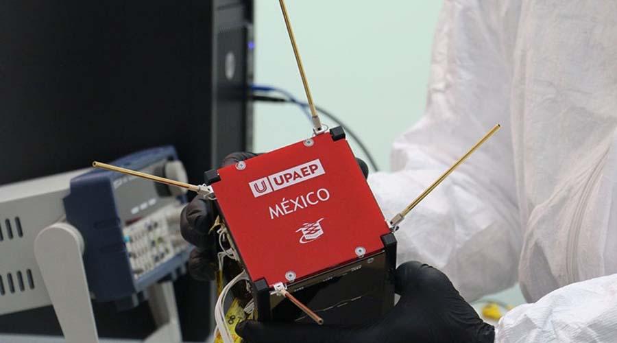 AztechSat- 1, nanosatélite mexicanó entrará en órbita este 12 de febrero | El Imparcial de Oaxaca