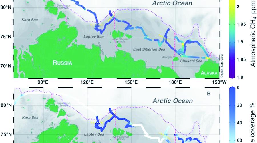 El metano liberado por el  ártico no es perjudicial | El Imparcial de Oaxaca