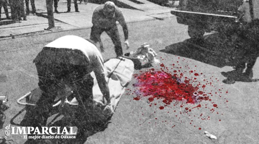 Buscan a sujeto que asesinó a sangre fría a su novia por celos | El Imparcial de Oaxaca