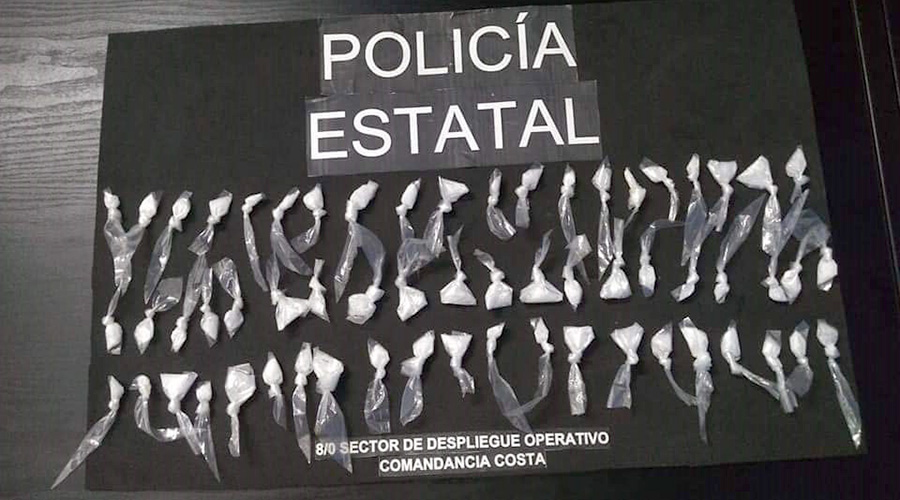 Caen distribuidores de droga con moto robada   El Imparcial de Oaxaca