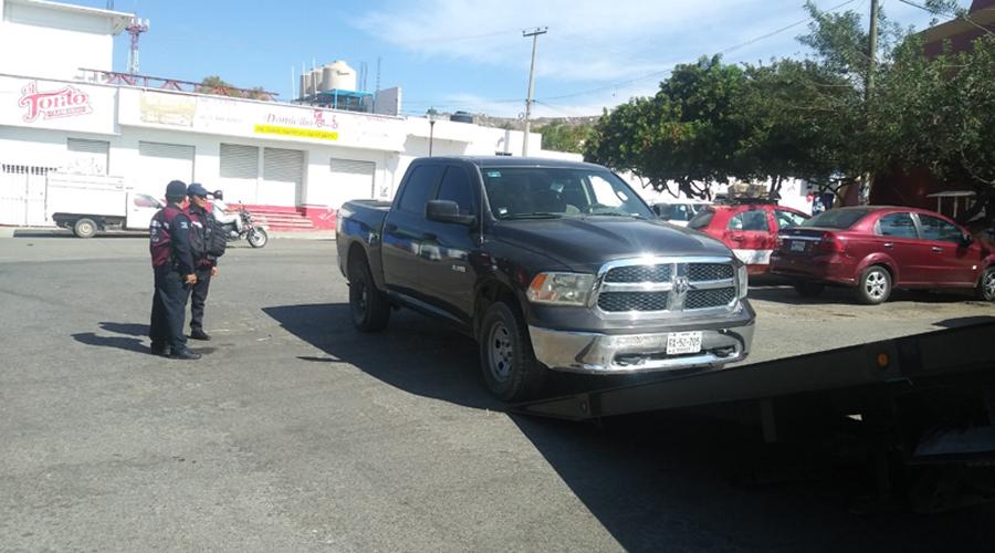 Conductor atropella a octogenario en el Mercado Zonal de Santa Rosa | El Imparcial de Oaxaca