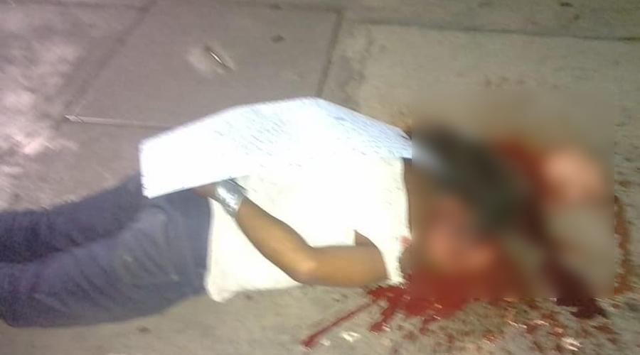 Masacran a albañil | El Imparcial de Oaxaca