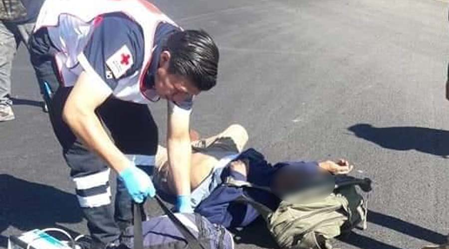 Hombre fue arrollado en el crucero de Mitla | El Imparcial de Oaxaca
