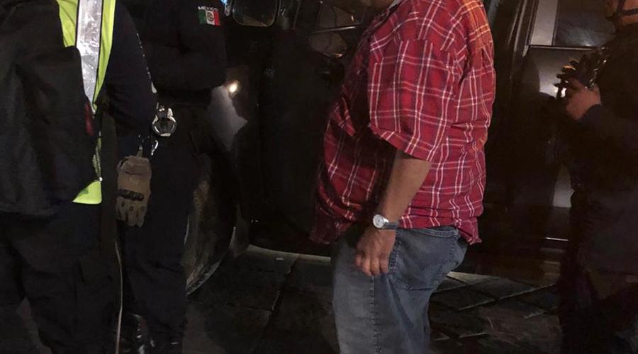 Hombre en estado de ebriedad arrolla a motociclista | El Imparcial de Oaxaca