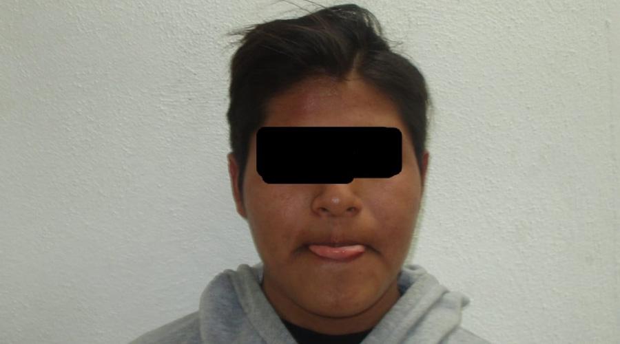Joven es detenido en el centro de la ciudad de Oaxaca por viajar en una moto robada | El Imparcial de Oaxaca