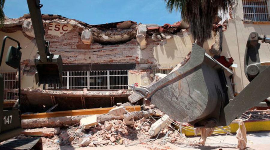 Desconoce titular de Instituto Oaxaqueño de Infraestructua cifras de reconstrucción de escuelas | El Imparcial de Oaxaca