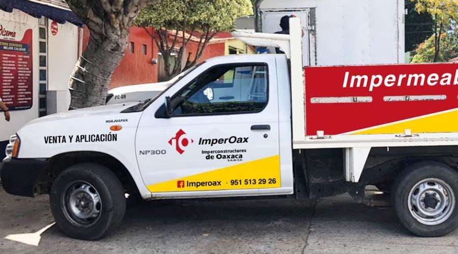 Desaparece una camioneta  en santa Cruz Xoxocotlán | El Imparcial de Oaxaca