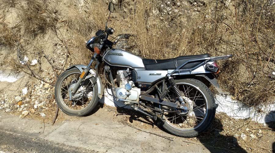 Joven motociclista derrapa violentamente en El Fortín   El Imparcial de Oaxaca