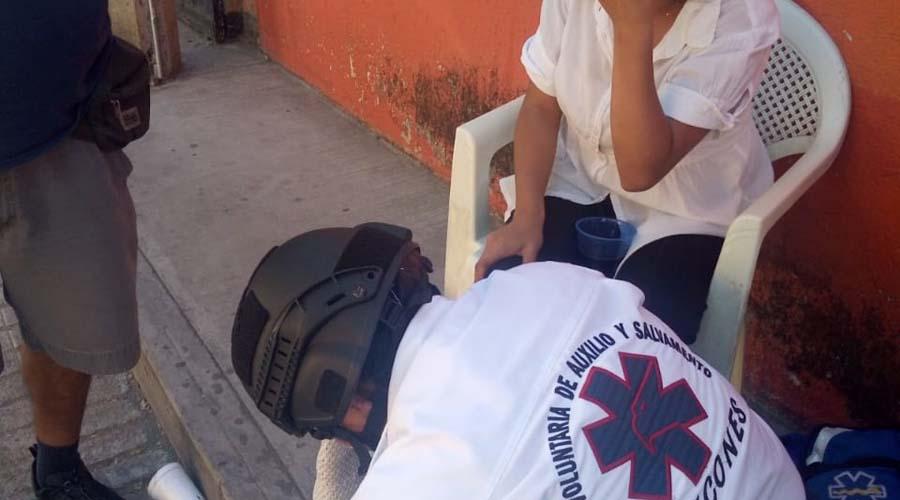 Mujer se da a la fuga tras atropellar a transeúnte a la altura del Ex Marquezado | El Imparcial de Oaxaca