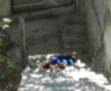 Muere al caer al vacío de cabeza en Santa María Colotepec