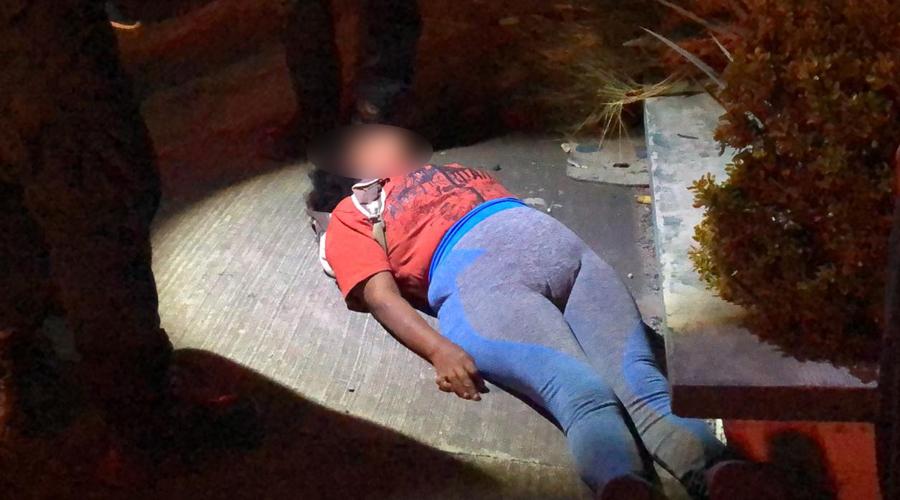 Mujer se convulsiona en calles de Juchitán | El Imparcial de Oaxaca