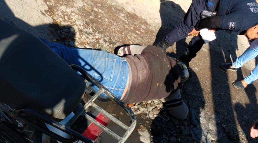 Motociclista es arrollado en Santa Lucía del Camino | El Imparcial de Oaxaca