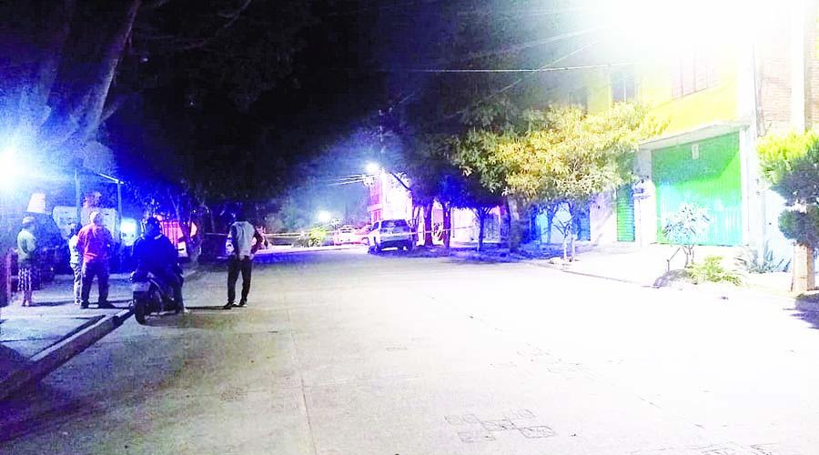 investigan balacera en la colonia reforma | El Imparcial de Oaxaca