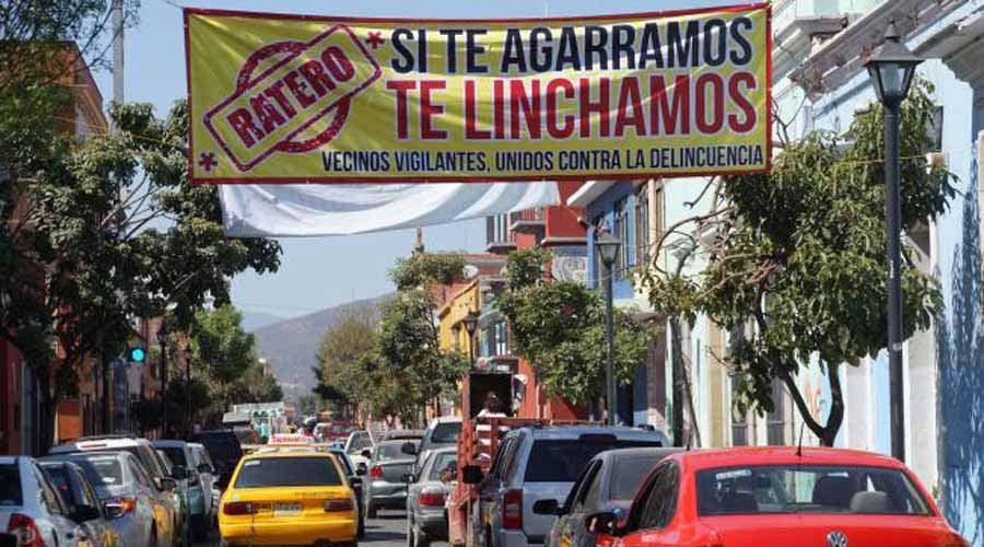 Se dispara la incidencia delictiva en Oaxaca desde el 2016 | El Imparcial de Oaxaca