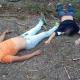 Arrojan cadáveres de dos jovencitos en la frontera de Oaxaca con Veracruz