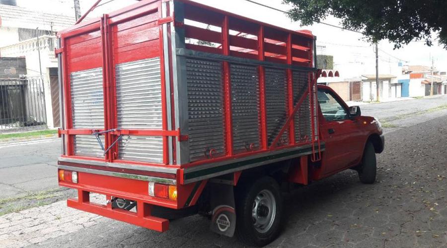 Roban camioneta en Santa Cruz Xoxocotlán | El Imparcial de Oaxaca