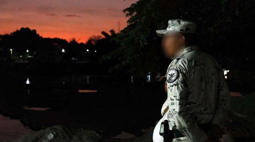 Hombre pierde la vida al atacar a elementos de la Guardia Nacional en Puerto Escondido