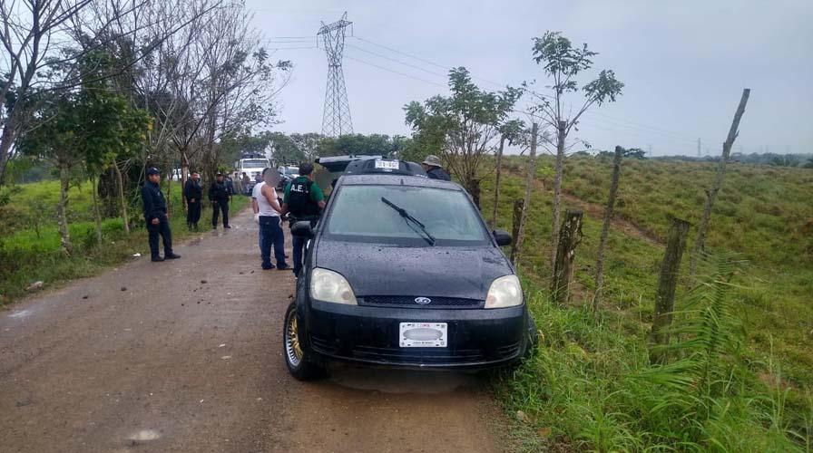 Guardia Nacional encuentra a tres personas ejecutados en Matías Romero | El Imparcial de Oaxaca