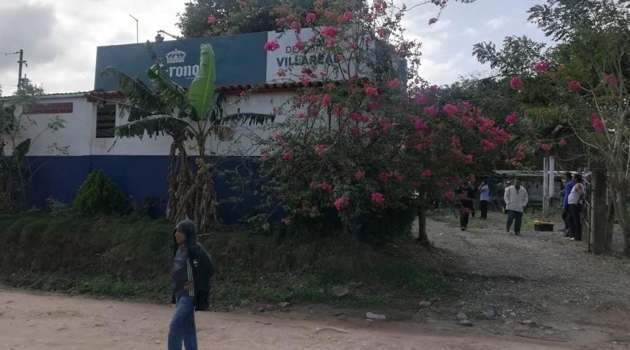 Ejecutan a dueño  del bar Villareal en San Juan Guichicovi | El Imparcial de Oaxaca