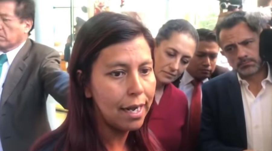 Vídeo| Señala madre de Fátima a presunto asesino de su hija | El Imparcial de Oaxaca