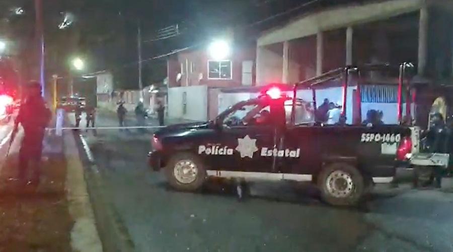 Investigan homicidio de pareja de taqueros | El Imparcial de Oaxaca