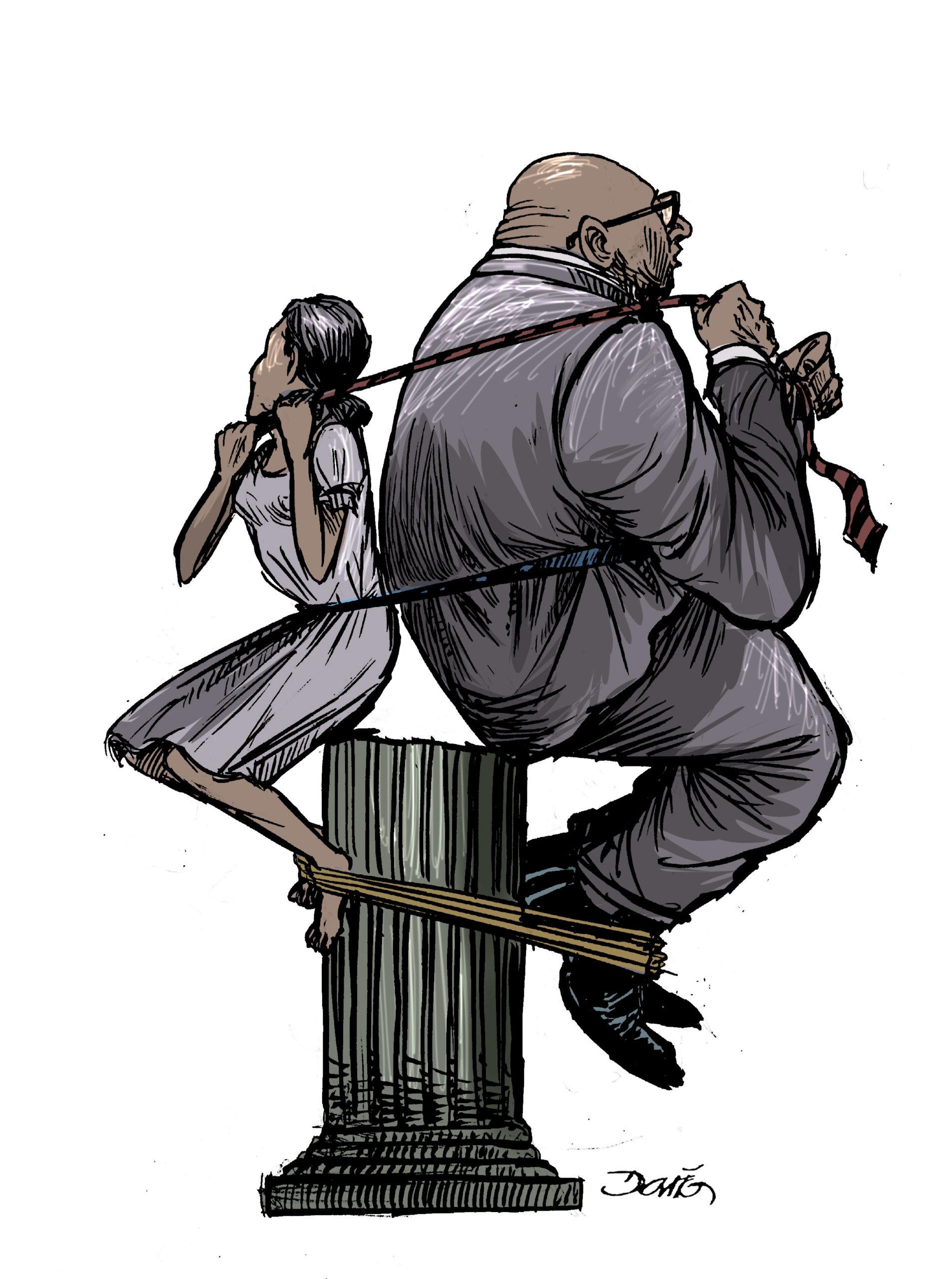 Relaciones tiranas | El Imparcial de Oaxaca