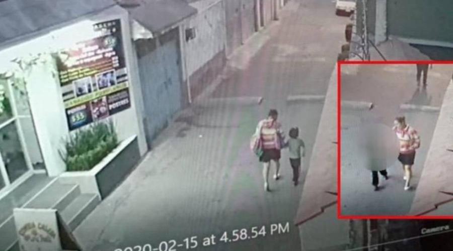 Videos muestran últimas calles por donde pasó Fatima y su secuestradora   El Imparcial de Oaxaca