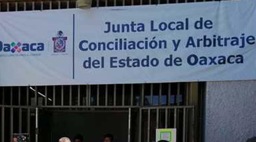 Asumirá Tribunal Laboral de Oaxaca, asuntos de Conciliación y Arbitraje | El Imparcial de Oaxaca