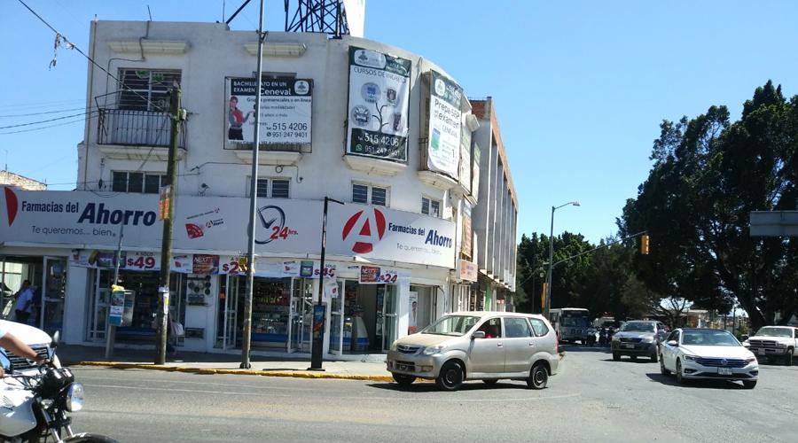 Asaltan tiendas de autoservicios en la capital de Oaxaca