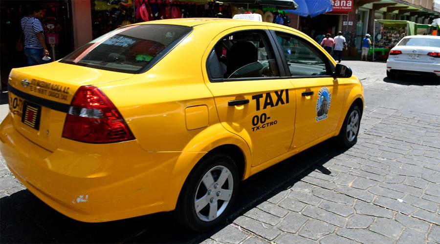 Dan a conocer tarifas oficiales de servicio de taxis en Oaxaca   El Imparcial de Oaxaca