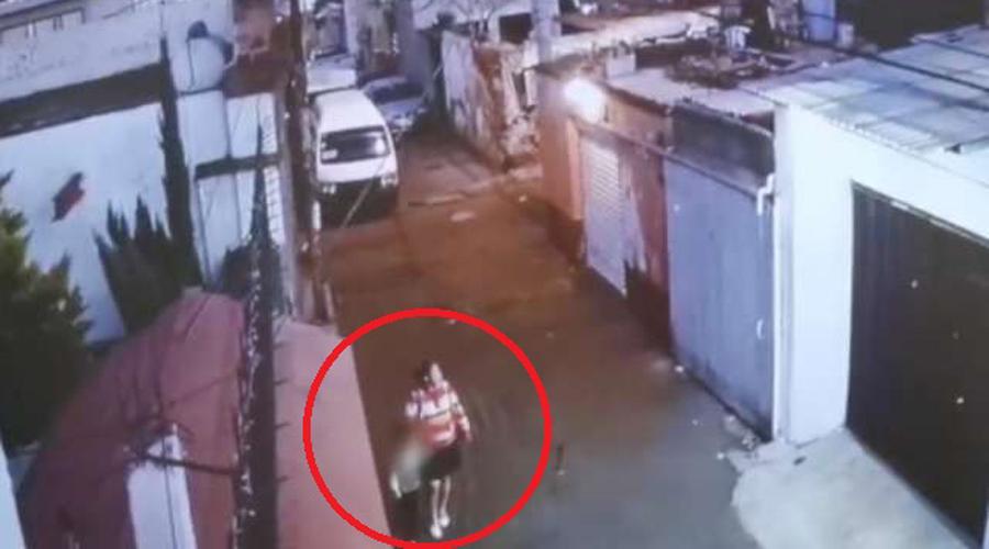 Difunden video del momento que mujer se lleva a Fátima | El Imparcial de Oaxaca