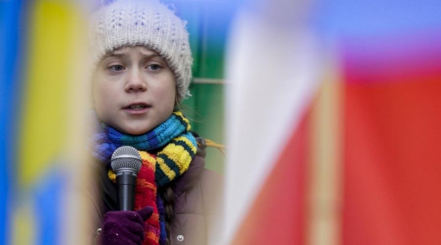 Llama Greta Thunberg a huelga digital por el clima ante Covid-19 | El Imparcial de Oaxaca