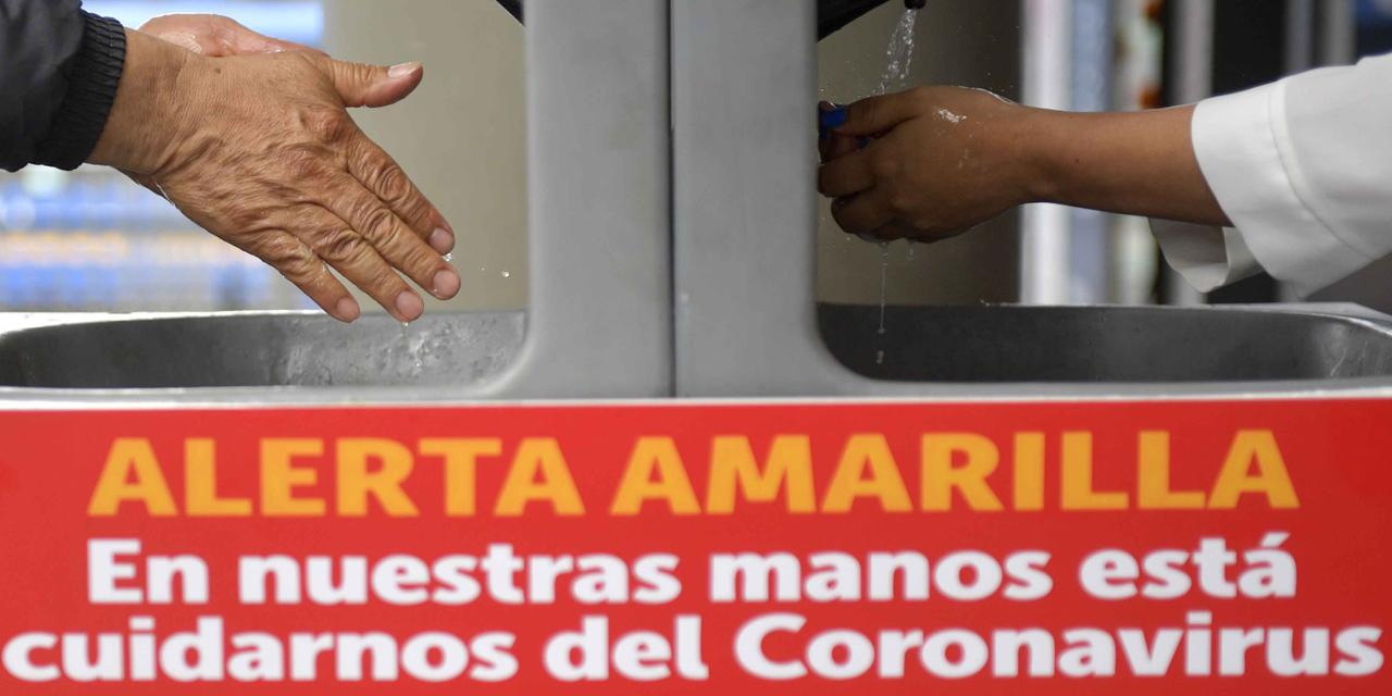 Lavarse la manos, un reto para tres mil millones de personas | El Imparcial de Oaxaca