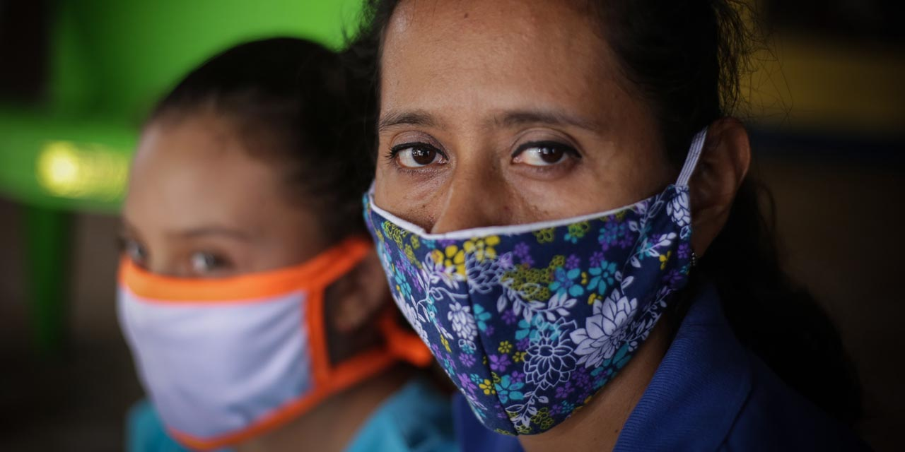 Mujer con coronavirus da a luz a un bebé sano | El Imparcial de Oaxaca