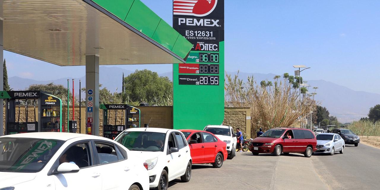 Gasolineras ligadas a Vera Carrizal bajan sus precios | El Imparcial de Oaxaca