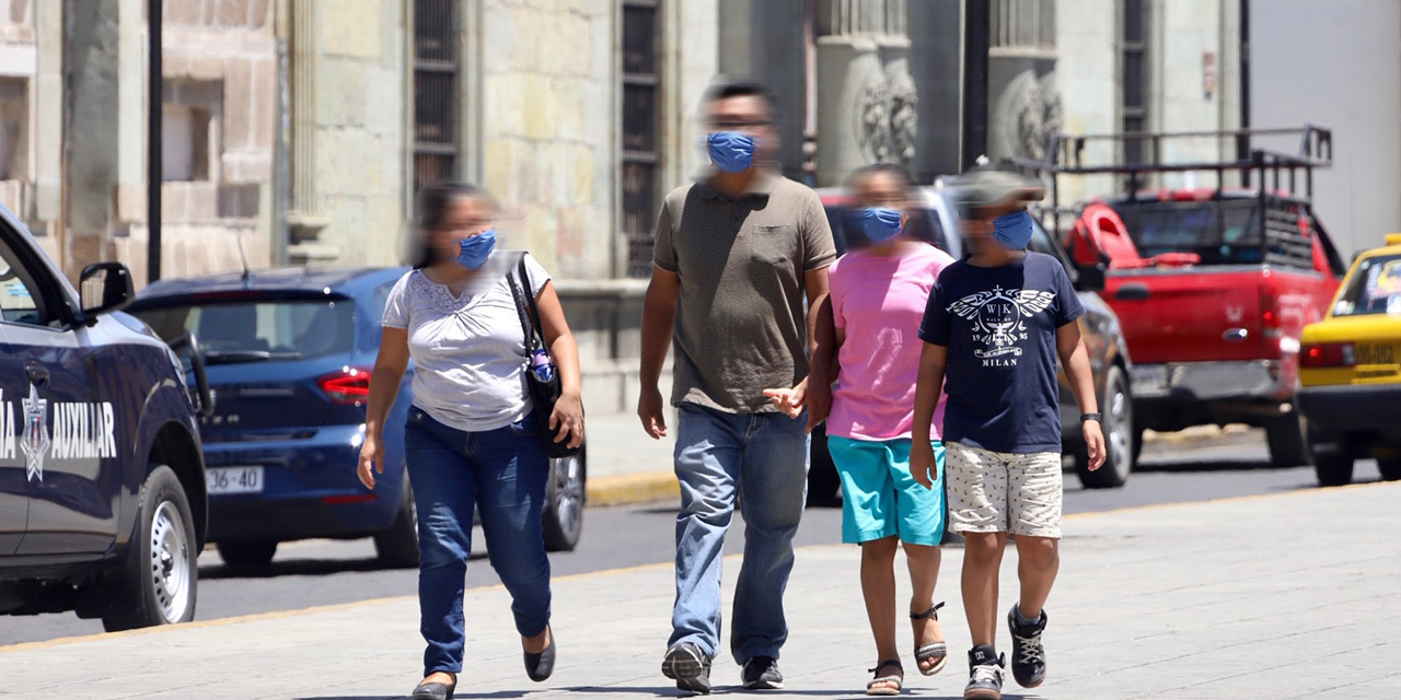 Crecen casos de Covid-19 en Oaxaca | El Imparcial de Oaxaca