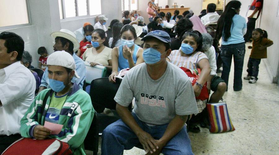 Enfermedades virales matan a oaxaqueños