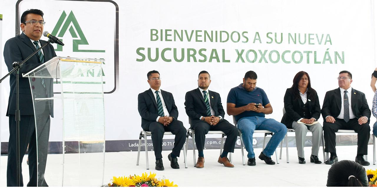 Se expande Caja Popular Mexicana a Xoxocotlán | El Imparcial de Oaxaca