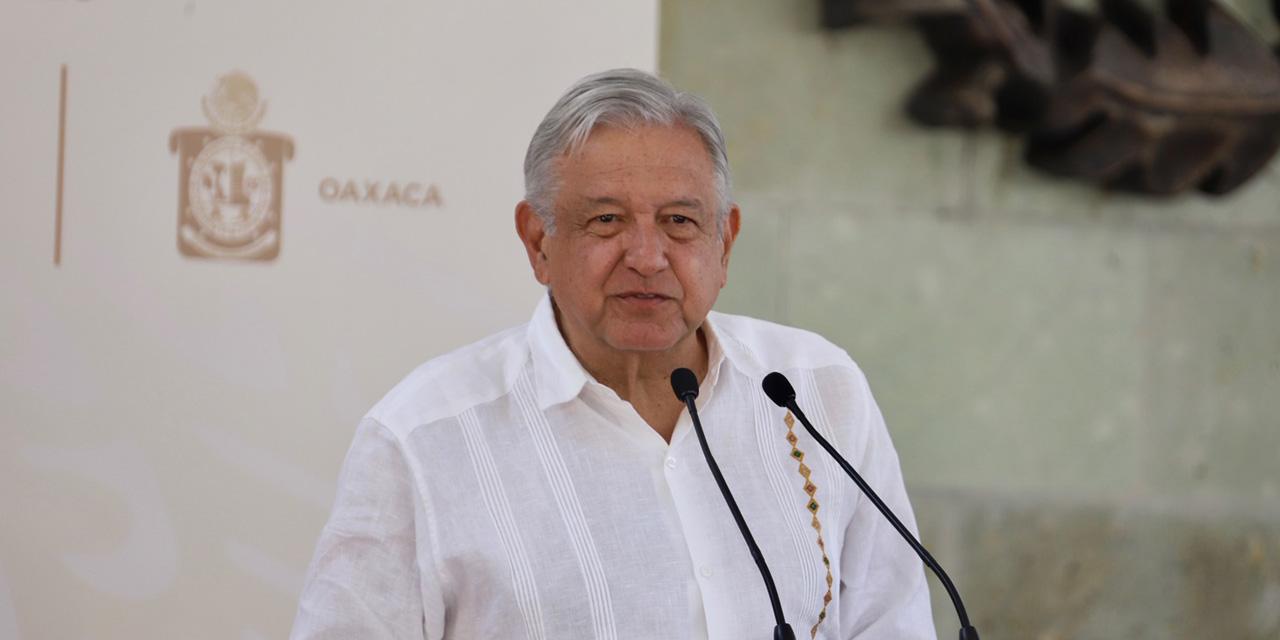 Ofrece AMLO entrega directa de recursos a Guelatao | El Imparcial de Oaxaca