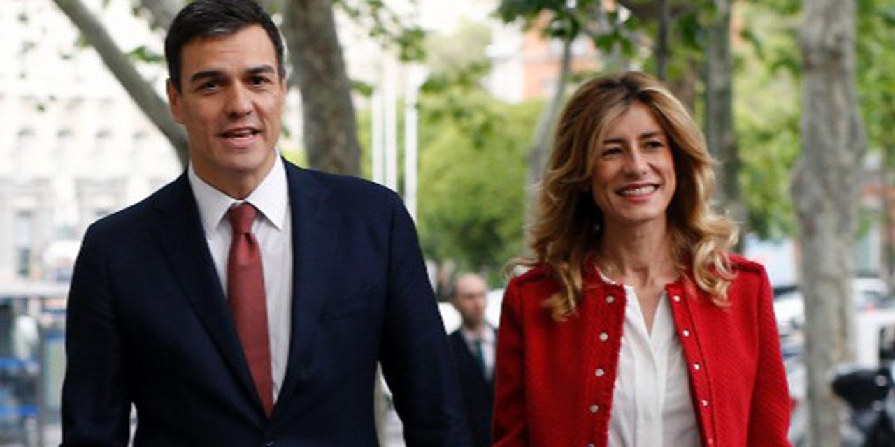 Begoña Gómez, esposa del presidente español Pedro Sánchez, da positivo de Covid-19 | El Imparcial de Oaxaca