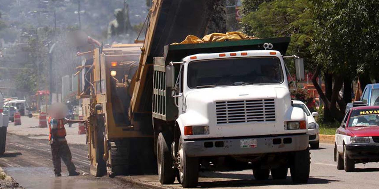 Prevén retraso en obras públicas por contingencia | El Imparcial de Oaxaca