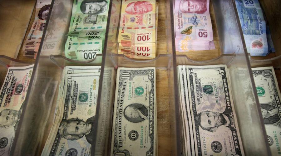 ¡Dólar por los cielos! Supera los 22 pesos | El Imparcial de Oaxaca