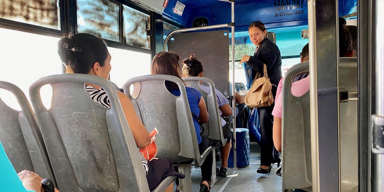 Transporte público de Oaxaca no cuenta con medidas sanitarias | El Imparcial de Oaxaca