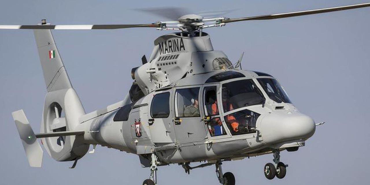En Veracruz, cae helicóptero Black Hawk de la Marina | El Imparcial de Oaxaca